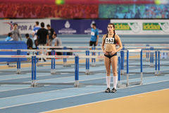 Turkcell Turkish Youth Indoor Championships Stock Photography