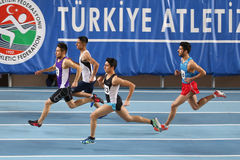 Turkcell Turkish Youth Indoor Championships Stock Images