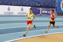 Turkcell Turkish Youth Indoor Championships Stock Photos