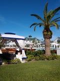 Turken en Caicos de stranden royalty-vrije stock foto's