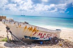 Turken en Caicos oceaan Royalty-vrije Stock Afbeelding