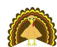 Turkey. Thanksgiving turkey illustration Stock Image