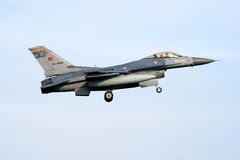 Turkey Air Force F16 Stock Images