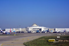 Turkey_Airport Image libre de droits