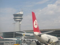 Turkey Airport Royalty Free Stock Image