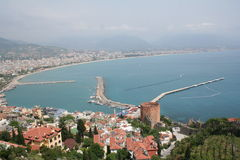 Turkey. Alanya Resort Stock Photos