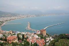Turkey. Alanya Resort Stock Photos