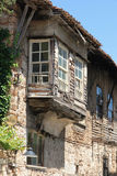 Turkey. Antalya town. Old Turkish house Royalty Free Stock Images
