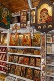 Christian souvenirs Royalty Free Stock Photo