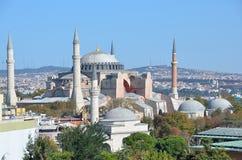 Turkey, Aya Sofya in Istanbul Stock Photography