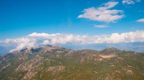 Turkey Babadag  mountain. Royalty Free Stock Photography