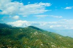 Turkey Babadag mountain Royalty Free Stock Photos