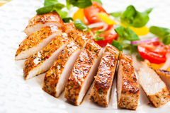 Turkey Breast Royalty Free Stock Images