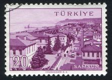 Samsun Royalty Free Stock Image