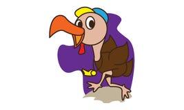Turkey Coach vector illustration