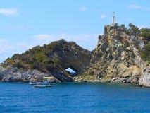 Turkey coast Royalty Free Stock Photography