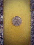 Turkey coin Stock Photo