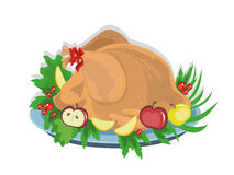 Turkey cook Royalty Free Stock Photo
