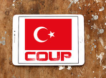 Turkey coup Royalty Free Stock Images