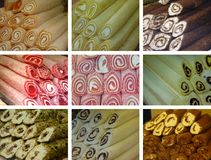 TURKISH DELIGHT. Turkey delight sweet taste delicious moments of indispensable Royalty Free Stock Photography