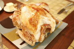 Turkey Dinner Royalty Free Stock Photos