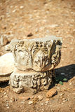 Turkey, Ephesus, ruins of the ancient roman city Stock Image