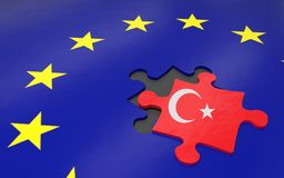 Turkey and EU Stock Images