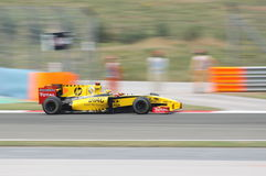 Turkey F1 2010 Robert Kubica Royalty Free Stock Images