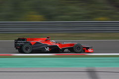 Turkey F1 2010 Timo Glock Stock Photo
