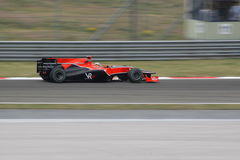 Turkey F1 2010 Timo Glock Royalty Free Stock Photos