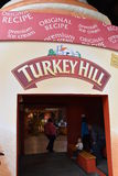 Turkey Hill Experience in Columbia, Pennsylvania stock photo