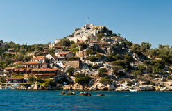 Turkey Island Royalty Free Stock Image