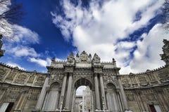 Turkey, Istanbul, Beylerbeyi Palace Royalty Free Stock Photos