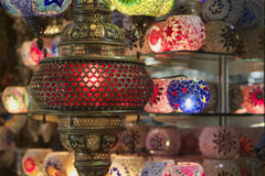 Turkey, Istanbul, Grand Bazaar Stock Photography