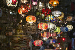 Turkey, Istanbul, Grand Bazaar Stock Image