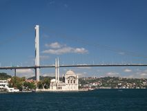 Turkey. Istanbul. Mosque Stock Image