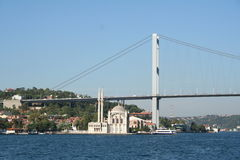 Turkey. Istanbul. Mosque Royalty Free Stock Photography