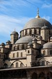New Mosque in Istanbul Stock Images