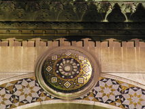 Turkey istanbul night. Mosque night light sultan ahmet çeşme Stock Photo