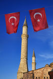 Turkey, Istanbul, St. Sophia Cathedral Royalty Free Stock Image