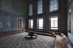Turkey, Istanbul, Topkapi Palace Royalty Free Stock Image