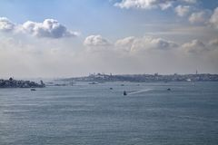 Turkey, Istanbul, view of the city Stock Photo