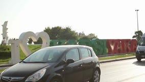 TURKEY - IZMIR KARSIYAKA - JULY 2015:  stock video