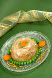 Turkey jelly Royalty Free Stock Images