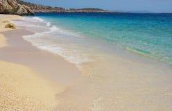 Turkey, kaputas beach Royalty Free Stock Photography