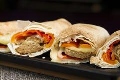 Turkey Kebab detail Stock Image