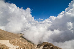 Turkey, Kemer, Mount Tahtali (Olympos) Royalty Free Stock Photo