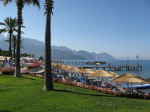 Turkey, kemer resort Royalty Free Stock Images