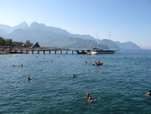Turkey, kemer resort Stock Image