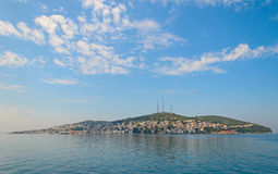 Turkey, the Marmara sea. Stock Image